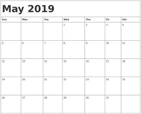 printable calendar qualads
