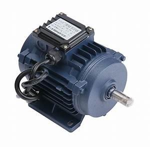 Three Phase Industrial Fan Motor