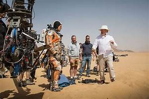 How 'The Martian's' Ridley Scott Replicated Mars in the ...