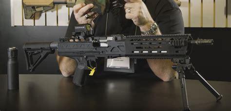 Knight's Armament Stoner Lmg (finally) Enters Production