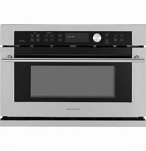 Zsc1001jss - Monogram Built-in Oven With Advantium U00ae Speedcook Technology- 120v