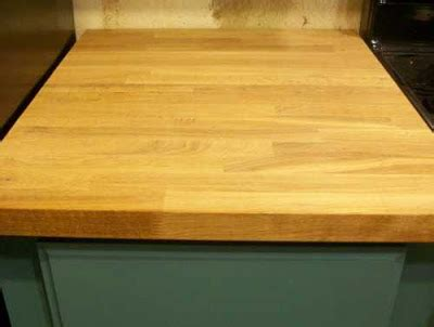 numerar oak countertops progress report monday my new countertops addicted 2