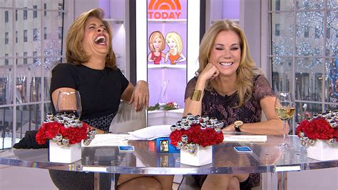 klg and hoda klg hoda watch bloopers from today the musical today com