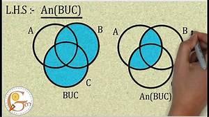 Venn Diagram For Distributive Property An Buc