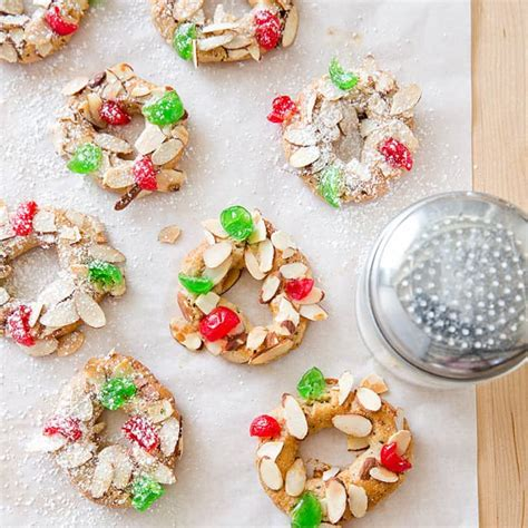 Oct 05, 2020 · our test kitchen sampled all these cake mixes with the following standards in mind: Almond-Spice Christmas Wreath Cookies   Cook's Country