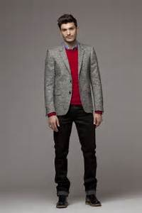 Great Christmas Party Outfit | Menu0026#39;s Styles | Pinterest | Christmas party outfits Man outfit ...