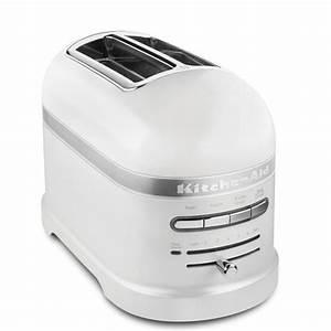 Kitchen Aid Toaster : kitchenaid pro line 2 slice toaster frosted pearl white you save ~ Yasmunasinghe.com Haus und Dekorationen