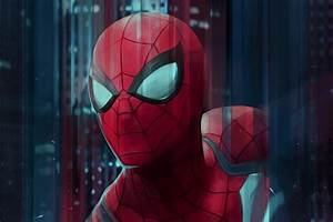 Spiderman, Digital, Art, 4k, Hd, Superheroes, 4k, Wallpapers, Images, Backgrounds, Photos, And, Pictures