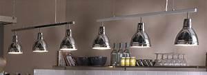 Rail De Spot : tout savoir sur la cuisine ouverte leroy merlin ~ Dallasstarsshop.com Idées de Décoration