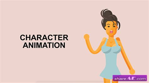 after effects product promo templates bobby character animation diy pack character 187 free after effects templates after effects