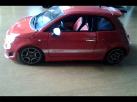 Fiat Abarth Top Gear by Bburago Fiat 500 Abarth Review Top Gear Style