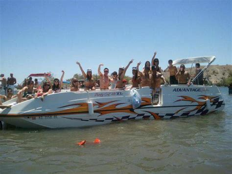 Fishing Boat Rentals In Lake Havasu by Advantage Cat Boat For Sale