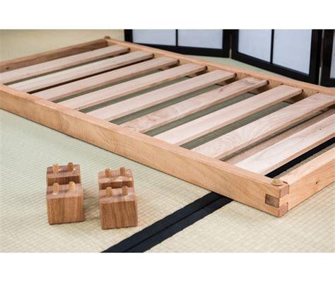 lettino futon lettino artigianale montessoriano bio wood altezza 7