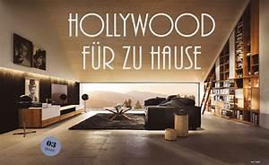 Hollywood Zu Hause : hollywood f r zuhause das heimkinoaquis casa ihr magazin rund um wohnen lifestyle und ~ Markanthonyermac.com Haus und Dekorationen