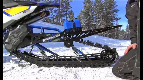 snowests  timbersled mountain horse overview