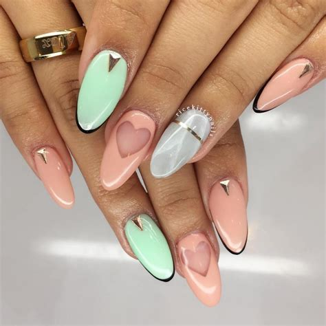 trending nail designs 12 unique trending nail designs for 2017 gazzed