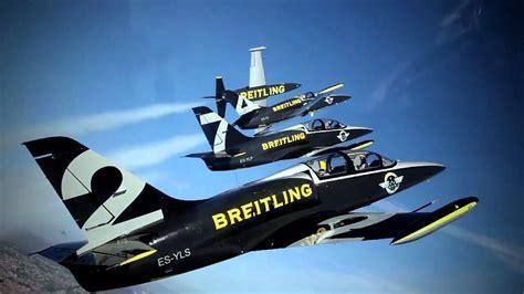 Breitling Jet Team - YouTube
