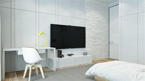 meuble télé chambre chambre enfant blanche 32 inspirations exquises pour enfant