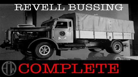 revell buessing   complete youtube