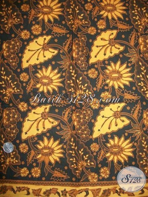 batik jawa klasik khas solo kain batik lawasan motif