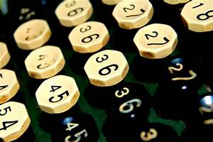 Free Number Crunch 5 Stock Photo - FreeImages.com