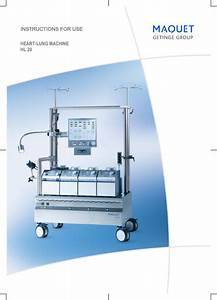 Maquet Cardiovascular And Ecmo Devices