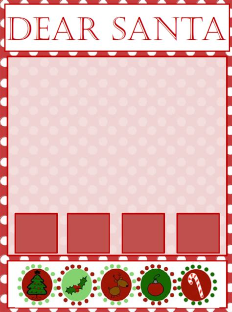 letter to santa template touching hearts letters to santa claus templates free 28753