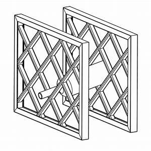 wine rack lattice Cosmecol