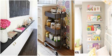 Ikea Hack Dining Room Hutch by 15 Ikea Storage Hacks Storage Solutions With Ikea Products