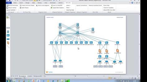 easily creating visio diagram drill  hyperlinks