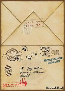 17 best images about harry potter party on pinterest With harry potter envelope template