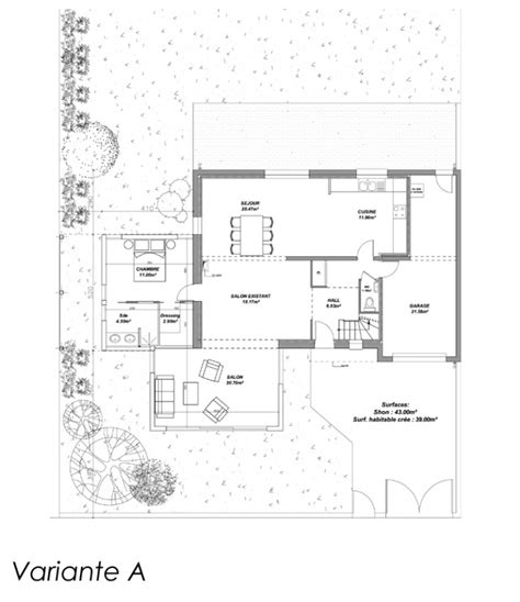 chambre d h es caen extension d 39 une maison d 39 habitation 44 à carquefou une