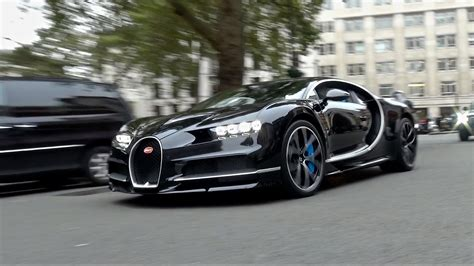 Bugatti On The Streets by 2 5million Bugatti Chiron Causes Chaos On The Streets Of