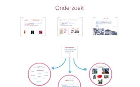 Onderzoek! by Mascha Van Nieuwkerk
