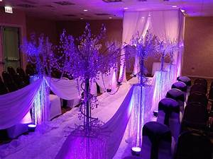 rent wedding ceremony stage decor backdrops lighting With wedding decor rental chicago