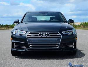 2017 Audi A4 2.0T Quattro Review & Test Drive – The Brand ...