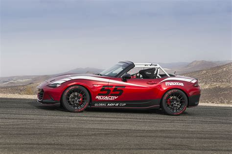 2018 Mazda Mx 5 Miata Cup Race Car Side Photo Size 2048