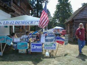 Washington Outsiders: Democratic Outreach in Ferndale, WA