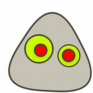 Funny eyes clipart
