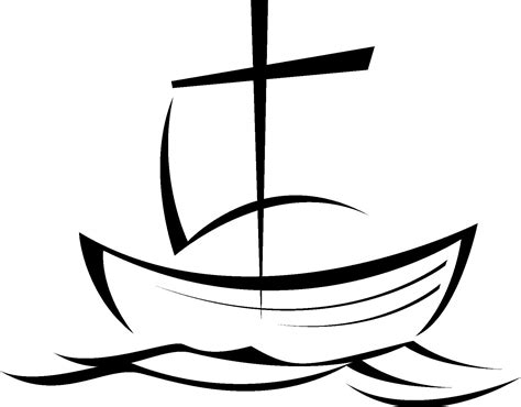 Boat Outline Pictures by Boat Outline Clipart Best