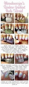 25 Best Ideas About Gradient Nails Tutorial On Pinterest
