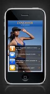 Application Utile Iphone : lancaster la premi re application de cr me solaire iphone marketing professionnel e magazine ~ Medecine-chirurgie-esthetiques.com Avis de Voitures