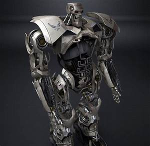 50 Best 3d Robot Character Designs And Futuristic 3d Models