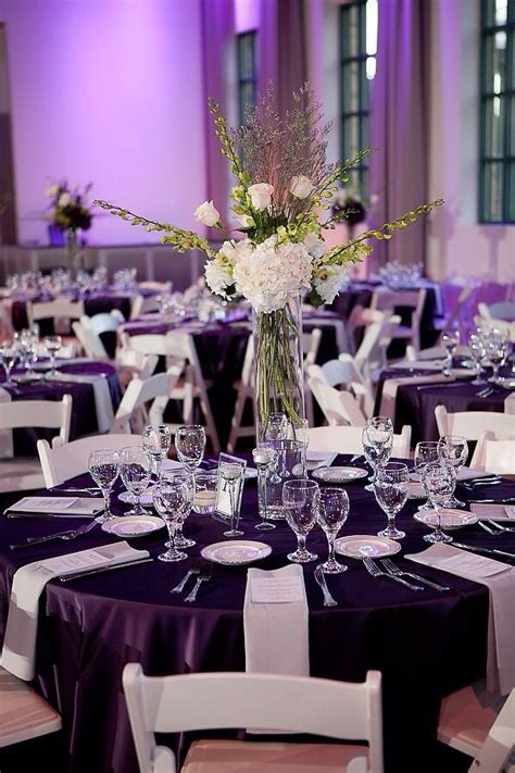 25 best ideas about purple tablecloth on plum wedding decor table cloth wedding