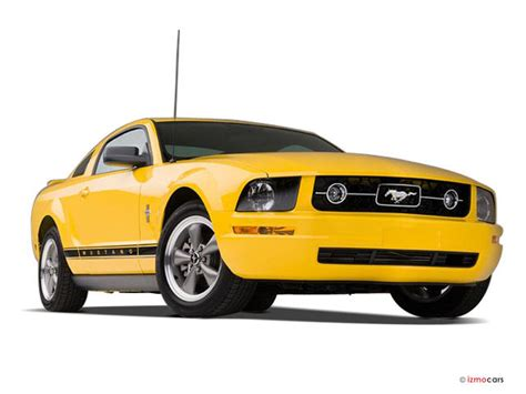 2007 Ford Mustang Prices, Reviews And Pictures  Us News