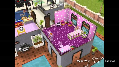 the sims freeplay two storey mansion second floor more pics
