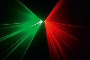 Effetto Laser Rosso Verde Proiettore A Diodi Laser