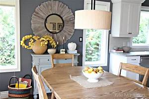 Modern, Farmhouse, Or, Country, Style, Dining, Room, With, Home, Decor
