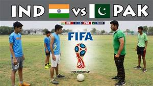 If India vs Pakistan in FIFA World cup | Mauka Mauka # ...