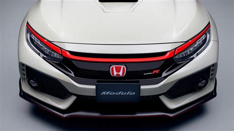 Honda Jazz 4k Wallpapers by Modulo Honda Civic Type R 2017 Wallpaper Hd Car
